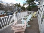 2nd Floor Outdoor Deck - 48 Olive Ave