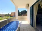 Appartamento Rivabella, 100 mt dalla spiaggia, 2 camere, 6 pax, Rivabella