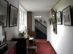 Pekes 1st floor corridor.