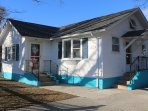 Adorable 2 bedroom Cottage on Bay Block home of the best sunsets in N Cape May