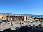 0192-ALBATROS Apartamento con vista lateral al mar