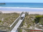 Shared Beach Access with Yawl Come North
