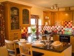 Kearton Cottage Country Kitchen