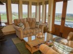 Spectacular Views from the Sunroom