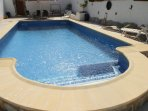 villa marias new 11mt x 5mt private gated pool