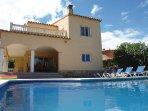 4 bedroom Villa in Sant pere Pescador, Costa Brava, Spain : ref 2303982