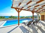 3 bedroom Villa in Šarić, Zadarska Županija, Croatia : ref 5034483