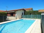 3 bedroom Villa in Tarnos, Les Landes, France : ref 2370049