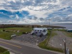 Freeway,Road,Aerial View,Coast,Outdoors