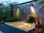 Sunset Terrace Rooftop with Jacuzzi Spa