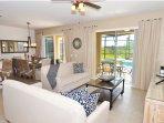4389AC. Beautiful 6 Bedroom 5 Bath Pool Home in Gated Resort
