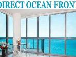 Direct ocean front