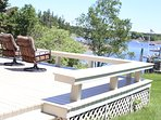 Homeport:, a Three Bedroom Waterfront Home on Bass Harbor - Pets Considered