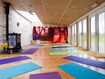 All types of events, like Yoga, Meditation, etc. in our Games/Function Room