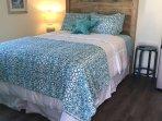 Beautiful Comfy Queen Bed