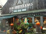 Nauset Farms is across the street and has all the local favorites plus a butcher, beer and wine!