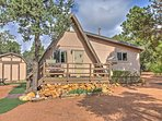 Book this cozy home for the ultimate Heber getaway!