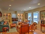 This unit boasts 3,000 square feet of comfortable living space.