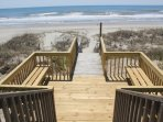 Dune Deck with ample seating