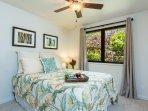 Bedroom 5 with beautiful garden views!