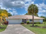 located on quiet, safe, cul-de-sac on golf course, but minutes from all that Sarasota offers