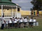 steel pan band concert