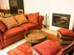 Sofa en el estudio
