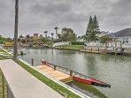 NEW! 3BR Corpus Christi Condo w/ Decks on Canal!