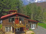 A Old Barn Turned Into Your New Vacation Home