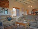 Taos Eagle Nest sofa and love seat