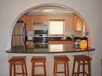 Taos Eagle nest kitchen counter stools
