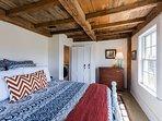 2nd  Level Guest Bedroom, Queen Bed