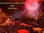 24 June - S. João 2017 in Porto/Gaia