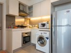 Facilities available - Refrigerator - Washing Machine - Oven - Kitchen Utensils