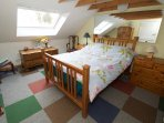 Double room with optional single bed