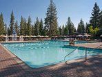 HOA Pools, hot tubs, gym and tennis courts