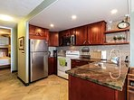 Fully equipped and spacious kitchen!
