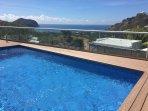Mejor vista a la Bahía de San Juan del Sur y sus Montañas