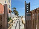 Saint Martin Beachwalk Villas Beach Access