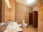 Baño habitación Comanador
