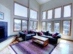 SkyRun Property - '130 Meisel Drive' - Living Room