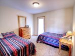 Double Twins Guest Bedroom