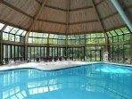 Pool on premises.