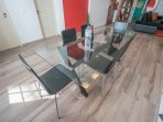 dining table to plan your next exciting activity in Lisboa