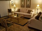Living Area - TV side