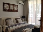 Master Double Bedroom for Relaxing -Airconditioned