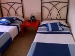 Holiday Rent in Modern Villa, spacious light and a beautifully furnished with private swimming pool