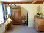 Hayloft twin bedroom