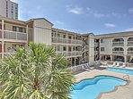 Soak up Alabama's warm sun when you stay at this cozy 2-bedroom, 2-bathroom vacation rental condo in Gulf Shores!