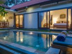 Feel Comfort in Balinese Ambience, enjoy the holiday in Ubud out of busy hustle trafict & be happy